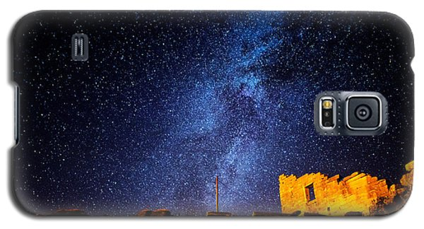 Under The Stars-2 Galaxy S5 Case