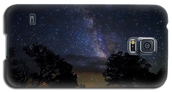 Under The Stars At The Grand Canyon  Galaxy S5 Case