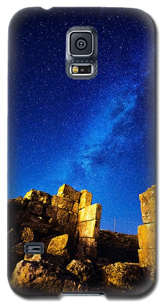 Under The Stars Galaxy S5 Case