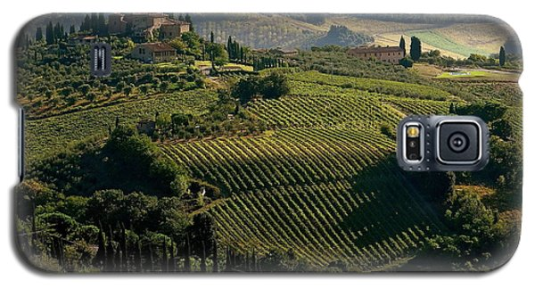 Under The Tuscan Sun Galaxy S5 Case by Ira Shander