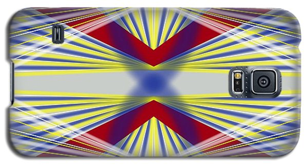 Galaxy S5 Case featuring the digital art Underneath by Brian Johnson