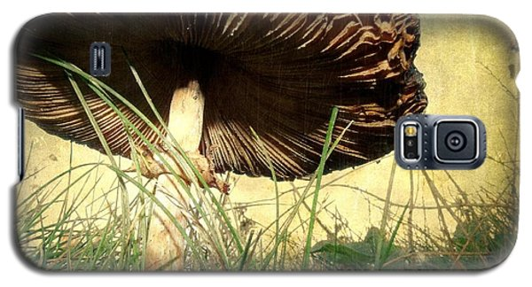 Underneath The Mushroom Galaxy S5 Case