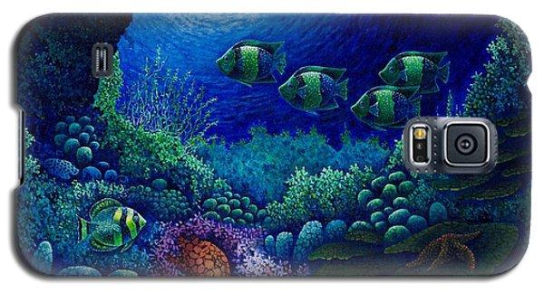 Undersea Creatures Iv Galaxy S5 Case