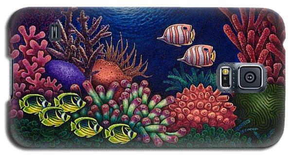 Undersea Creatures Vi Galaxy S5 Case