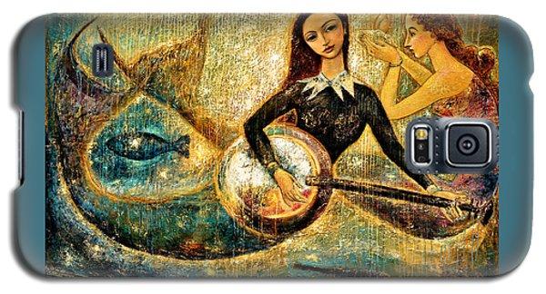 Undersea Galaxy S5 Case by Shijun Munns