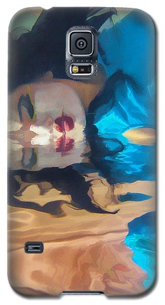 Underwater Geisha Abstract 1 Galaxy S5 Case