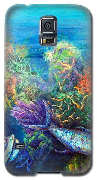 Jesus Reef  Galaxy S5 Case