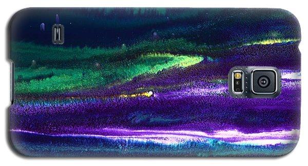 Underwater Landscape Abstract Galaxy S5 Case