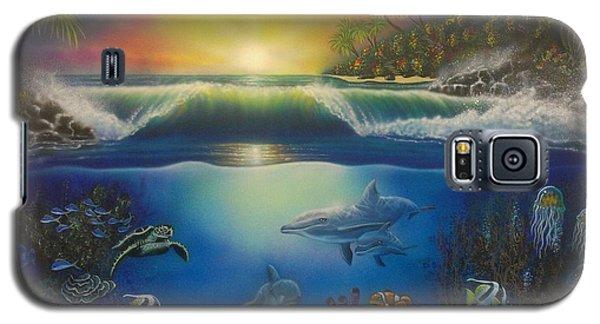 Underwater Paradise Galaxy S5 Case