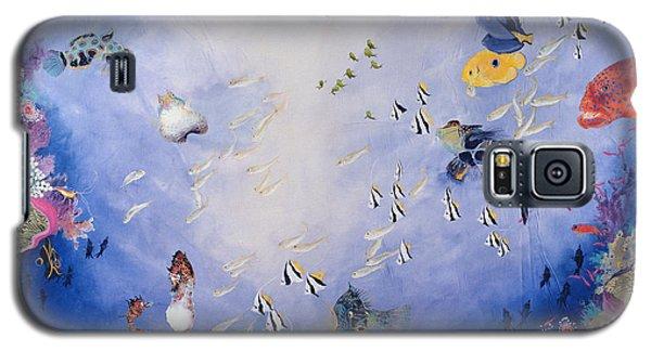 Underwater World Iv  Galaxy S5 Case by Odile Kidd