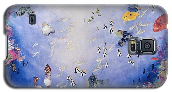 Underwater World Iv  Galaxy S5 Case
