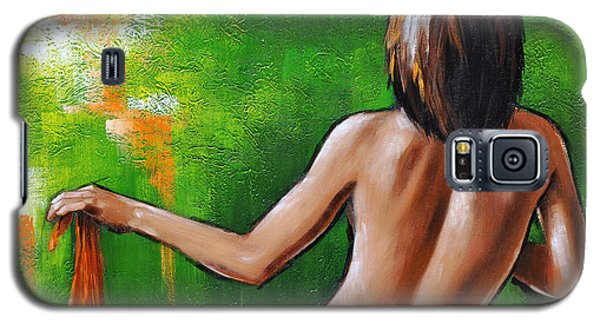 Undressed Galaxy S5 Case