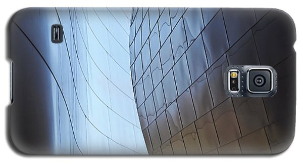 Undulating Steel Galaxy S5 Case