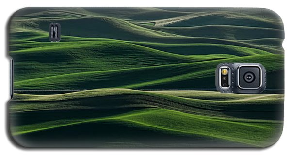 Undulations Galaxy S5 Case by Don Schwartz