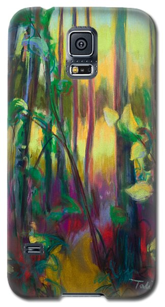 Unexpected Path - Through The Woods Galaxy S5 Case