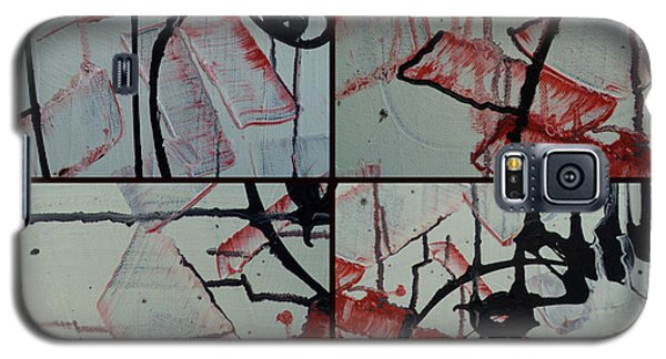 Galaxy S5 Case featuring the photograph Unfaithful Desire Part One by Sir Josef - Social Critic - ART