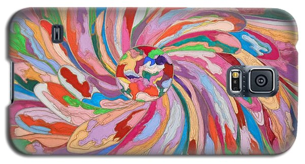 Unfolding Melody Galaxy S5 Case