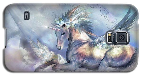 Unicorn Of Peace Galaxy S5 Case