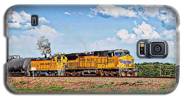 Union Pacific Railroad 2 Galaxy S5 Case