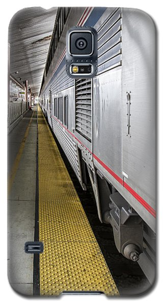 Union Station Amtrak Platform Galaxy S5 Case