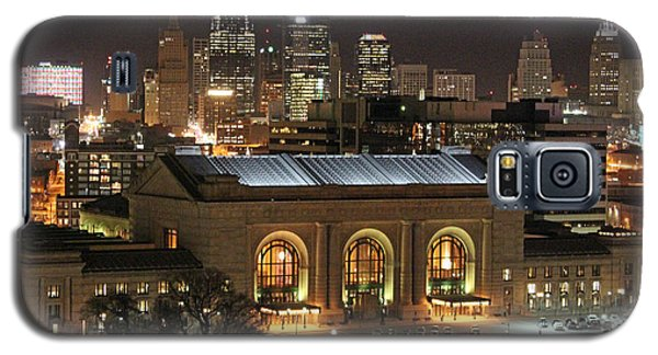 Union Station At Night Galaxy S5 Case