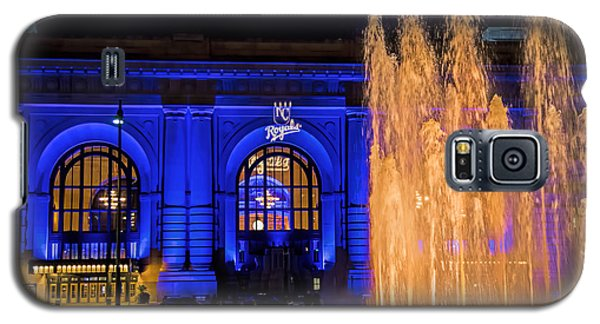 Union Station Celebrates The Royals Galaxy S5 Case