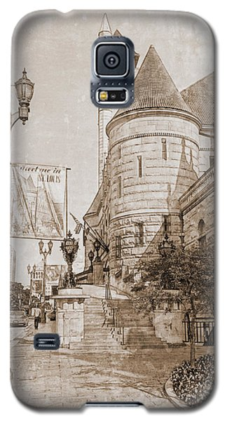 Union Station St Louis Mo Galaxy S5 Case