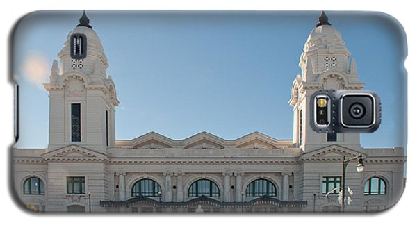 Union Station Worcester Massachusetts Galaxy S5 Case