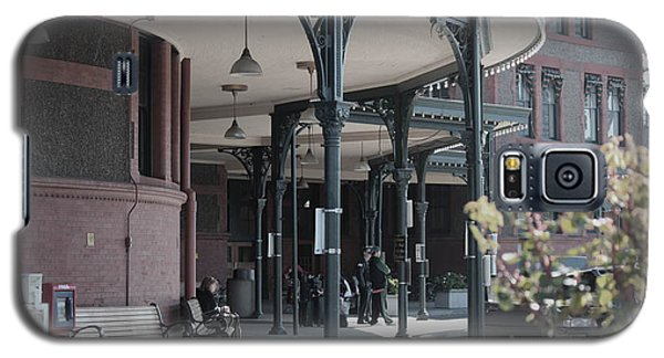 Union Street Station Galaxy S5 Case by Patricia Babbitt