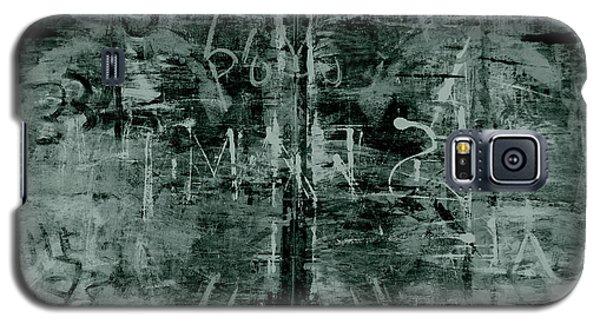 Unit 5 Galaxy S5 Case by Kim Gauge