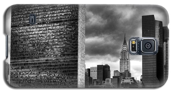United Nations And Chrysler Building Galaxy S5 Case