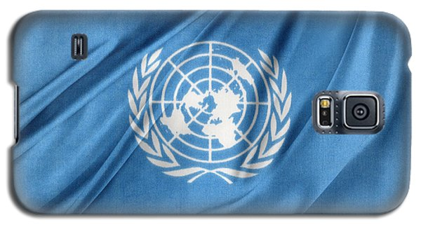 United Nations Galaxy S5 Case by Les Cunliffe