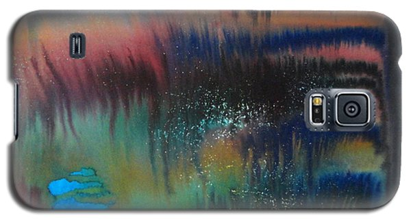 Rainbow Galaxy S5 Case
