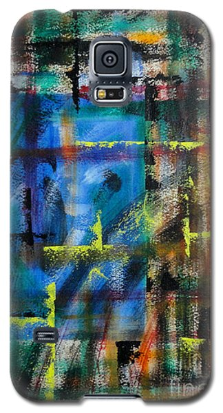 Blue Wall Galaxy S5 Case
