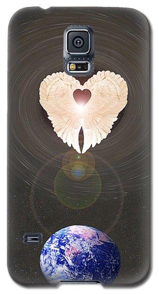Universal Angel Galaxy S5 Case