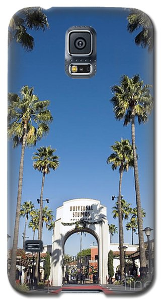 Universal Studios Red Carpet Galaxy S5 Case by David Zanzinger