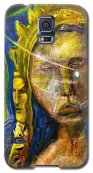 Universal Totem Galaxy S5 Case by Kicking Bear  Productions