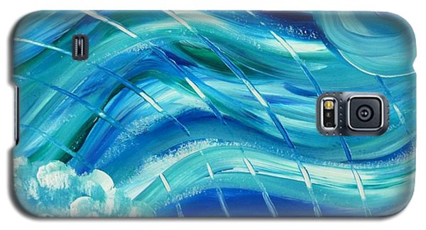 Universal Waves Galaxy S5 Case