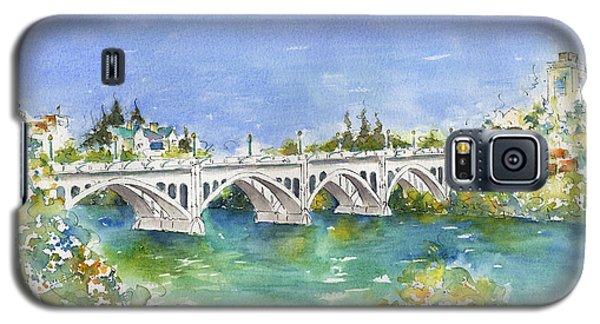 University Bridge Galaxy S5 Case by Pat Katz