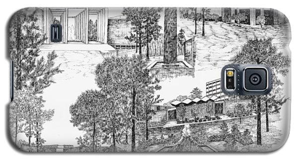 University Of Arkansas Little Rock Galaxy S5 Case