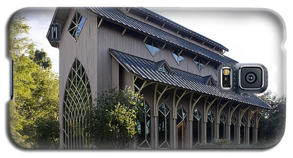University Of Florida Chapel On Lake Alice Galaxy S5 Case