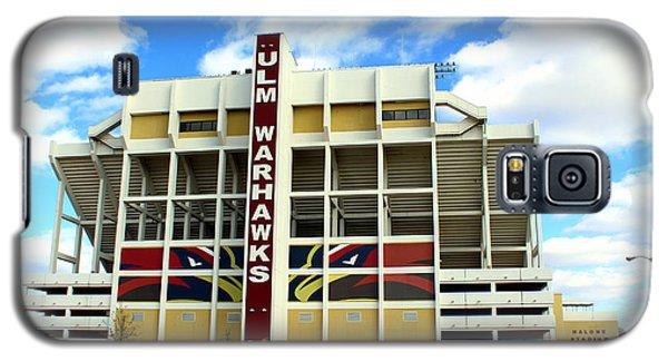 University Of Louisiana At Monroe Malone Stadium Galaxy S5 Case