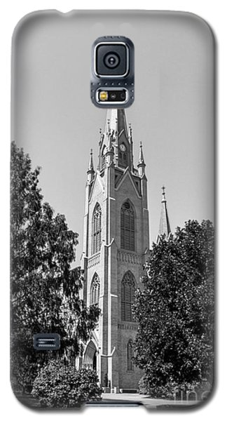 University Of Notre Dame Basilica Of The Sacred Heart Galaxy S5 Case by University Icons