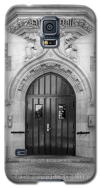 University Of Notre Dame Dillon Hall Galaxy S5 Case by University Icons
