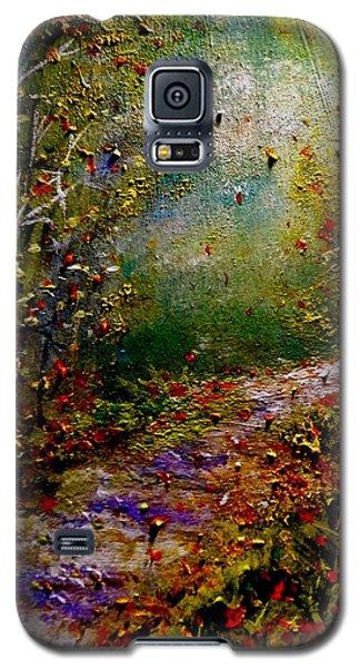 Unknown.. Galaxy S5 Case by Cristina Mihailescu