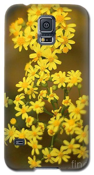 Unknown Flower Galaxy S5 Case