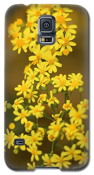 Unknown Flower Galaxy S5 Case
