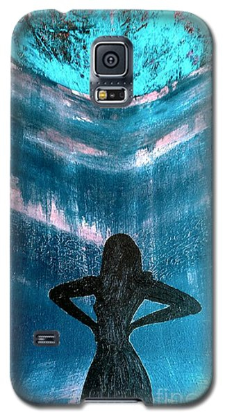 Unlimited Galaxy S5 Case by Jacqueline McReynolds