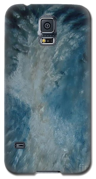 Galaxy S5 Case featuring the painting Unparalyzed by Stuart Engel
