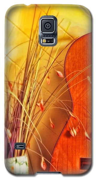 Galaxy S5 Case featuring the photograph Unplayed Melody by Wallaroo Images